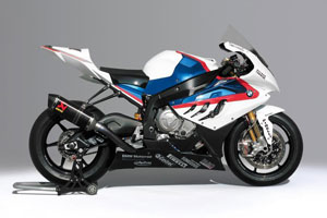 BMW's new World SBK colours