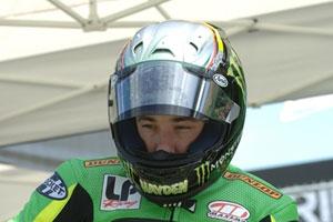 Roger Hayden has joined Attack Kawasaki
