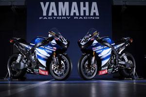 Yamaha's new WSBK livery