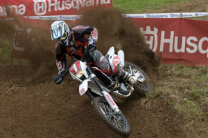 Defending AORC champion Chris Hollis will benefit from having Merriman competing