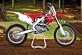 Revised 2010 Honda CRF450R now available