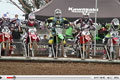 Kawasaki at Horsham MX Nationals