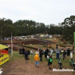 The track looks well prepared this weekend.