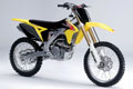 Slight revisions for 2011 Suzuki RM-Z250