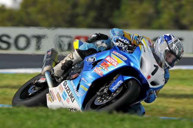 Waters took a popular victory upon to return to racing at Phillip Island in race two of the weekend on Sunday.