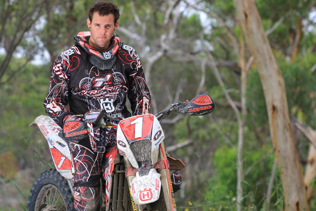 Former AORC champion Chris Hollis will return to Yamaha for the 2011 season after two seasons at Husqvarna.