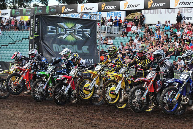 The Super X Lites will be the class to watch this weekend in Brisbane when the gates drop. Image: Sport The Library.
