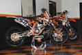 JDR/J-Star/KTM Workshop Tour