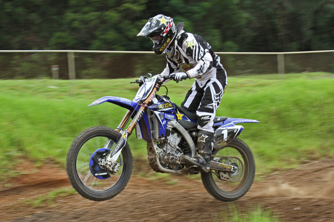 Defending three-time MX Nationals champion Jay Marmont will headline the 2011 series launch at Appin next week.