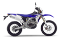 Yamaha unveils all-new 2012 model WR450F off-road bike