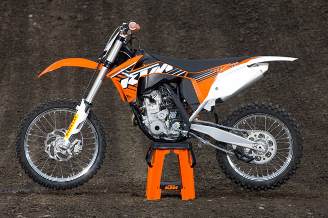 MotoOnline.com.au has taken delivery of our very own KTM 250 SX-F for 'Project Moto'.