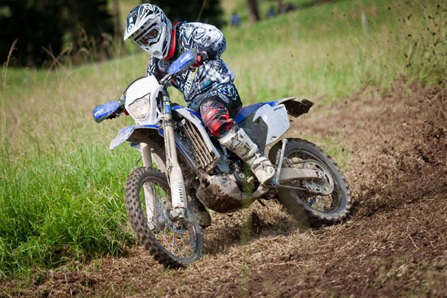 First Ride: 2012 Yamaha WR450F