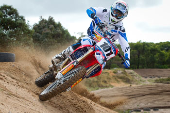 Townley excited ahead of lone MX Nationals appearance with Honda