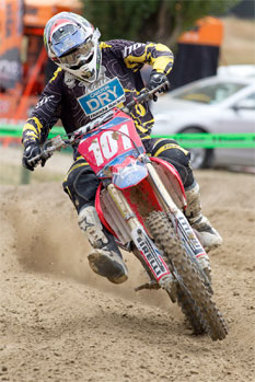 Townley building momentum in lead-up to MX Nationals
