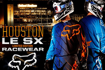 FOX releases 360 Future Houston limited edition gear