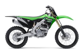 Revised 2013 model Kawasaki motocross bikes emerge