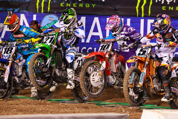 Monster Energy AMA Supercross finale in Vegas this weekend