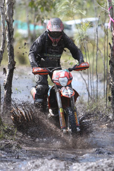 Williscroft wins sixth-straight Kamfari Mud Race for Motorex KTM
