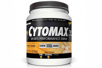 Cytomax products available through Pro Athlete Fitness