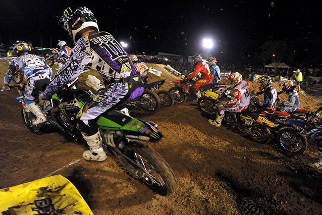The Point: 2012 Australian Supercross Calendar