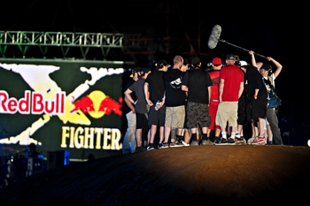 Wind forces cancellation of Red Bull X-Fighters at Istanbul