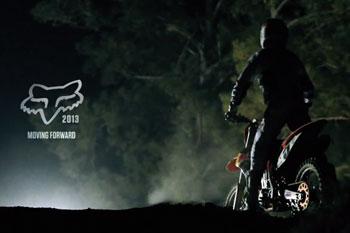 Fox Moving Forward - MX13 Racewear
