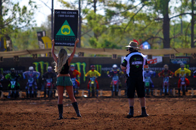 The Point: MX Nationals formats