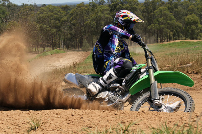 Tested: 2013 Kawasaki KX250F