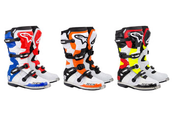 Alpinestars releases Tech 8 RS boots in Australia
