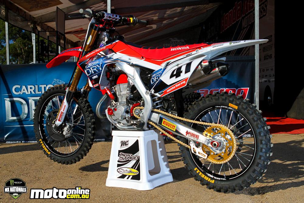 Bikes Of The 2013 Mx Nationals Motoonline Com Au