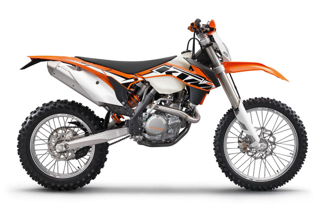 Updated: 2014 model KTM EXC range breaks cover