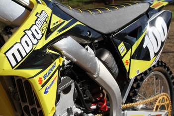 Reviewed: KustomMX full-bike decal kit