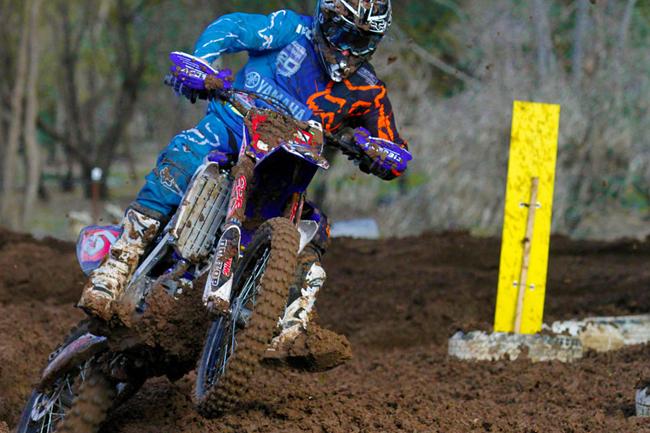 Josh Coppins took the 2012 MX1 title with an 11-point advantage 10 rounds. Image: Simon Makker/Makkreative.com.