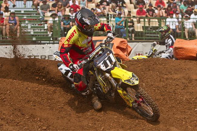 Race Recap: Sam Martin