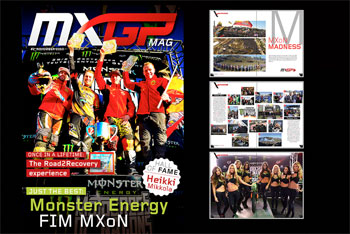 Second edition of Youthstream's MXGP Mag released