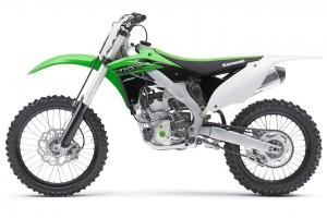 Bike: 2015 Kawasaki KX250F