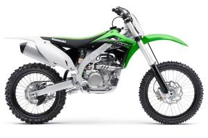 Bike: 2015 Kawasaki KX450F