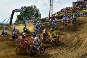 Highlights: 2014 MXGP Rd14 Czech Republic qualifying