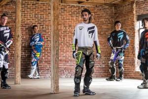 Product: 2015 Shift MX Strike Racewear