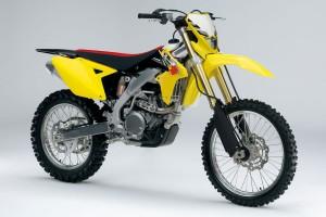 Bike: 2015 Suzuki RMX450Z