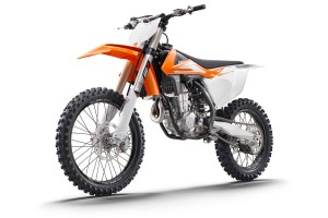 Bike: 2016 KTM SX-F and SX range