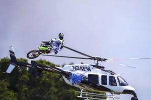 Dirt Shark - Chad Reed #Heli22