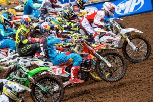 Highlights: 2015 Pro Motocross Rd9 Washougal