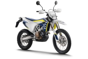 Bike: 2016 Husqvarna 701 Enduro