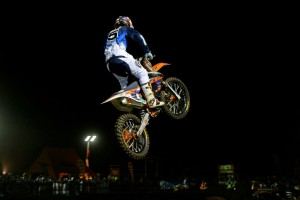 Tough night at the office for KTM aces
