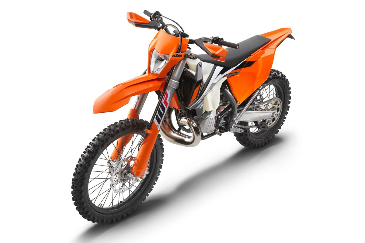 Ktm  Exc Review Youtube