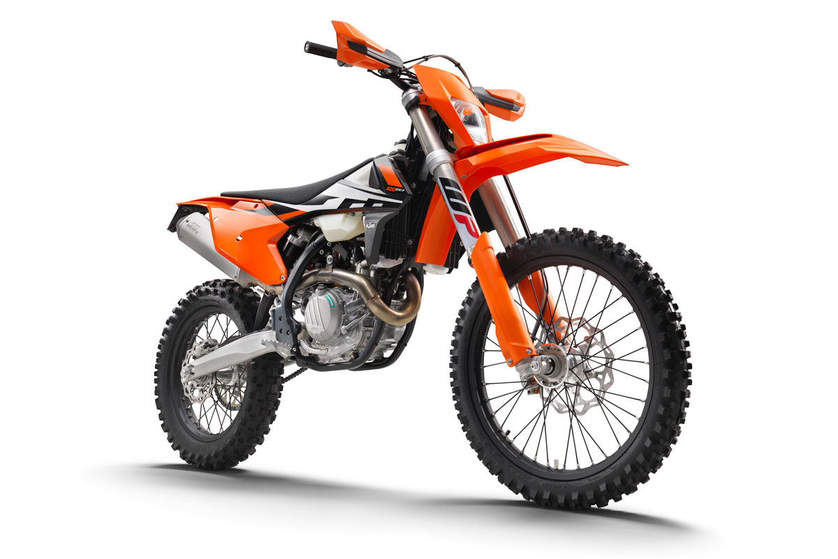 Ktm Exc Weight Reduction