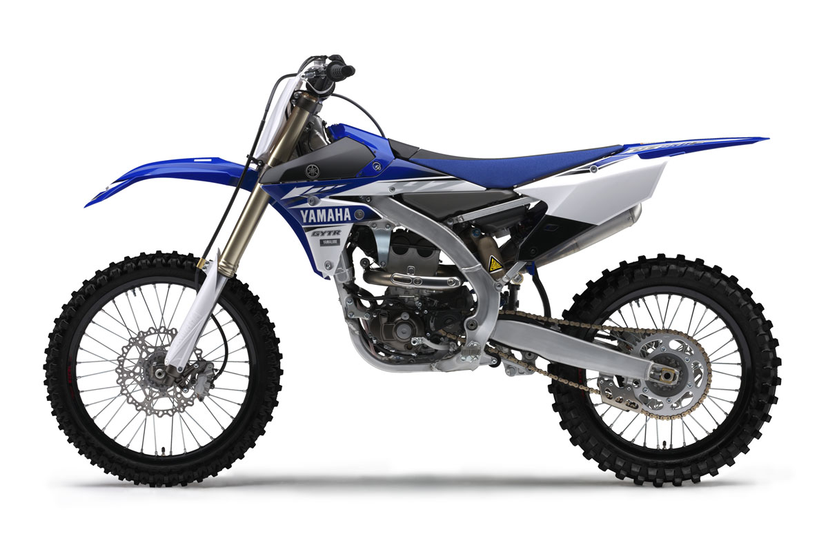2013 Yamaha Yz250f Motocross Shootout Video Motorcycle Usa ...