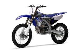 Bike: 2017 Yamaha YZ450F