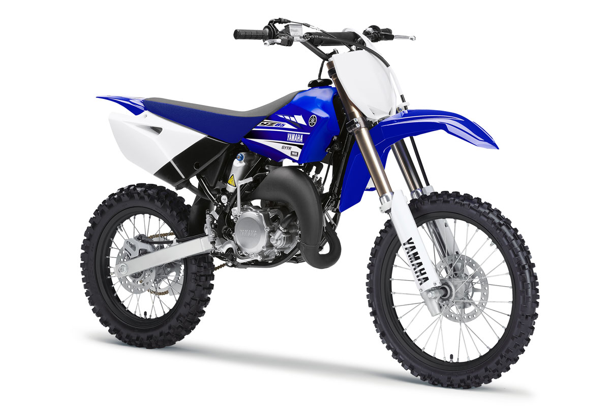 bike 2017 yamaha yz range. Black Bedroom Furniture Sets. Home Design Ideas